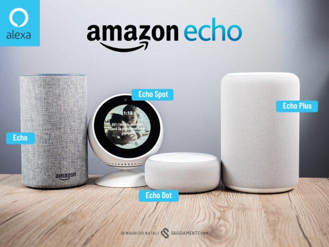 Как настроить Amazon Echo