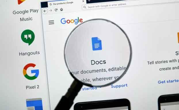Как конвертировать PDF в Google Docs и наоборот