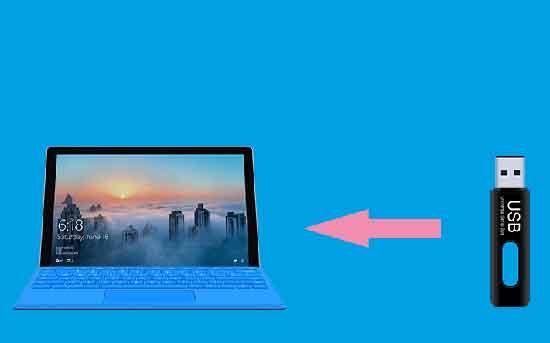Как создать загрузочный USB-накопитель для восстановления Windows 10