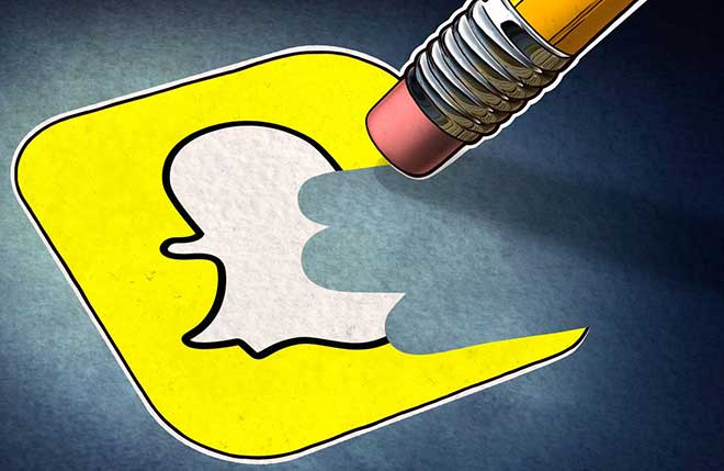 Как удалить свою учетную запись Snapchat