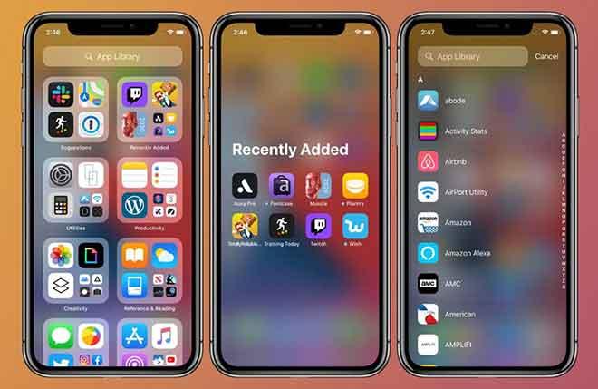Как удалить или скрыть приложения с домашнего экрана вашего iPhone с iOS 14