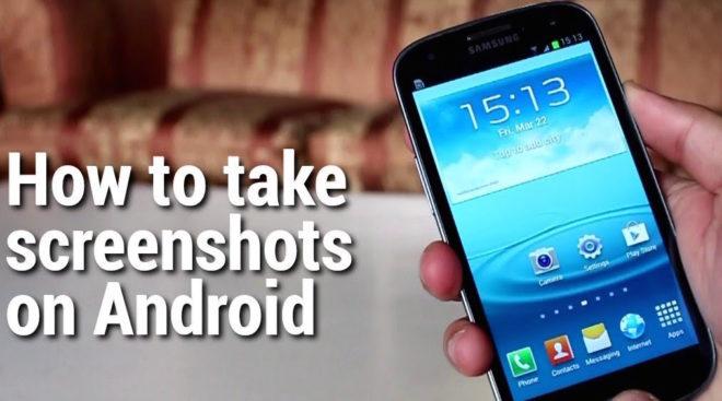 Как сделать снимок экрана на любом телефоне Android