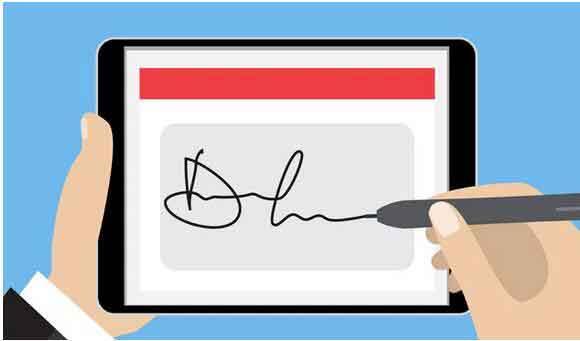 Как подписать PDF-файл в Windows