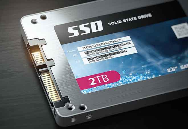 Отформатируйте SSD в Windows и MAC