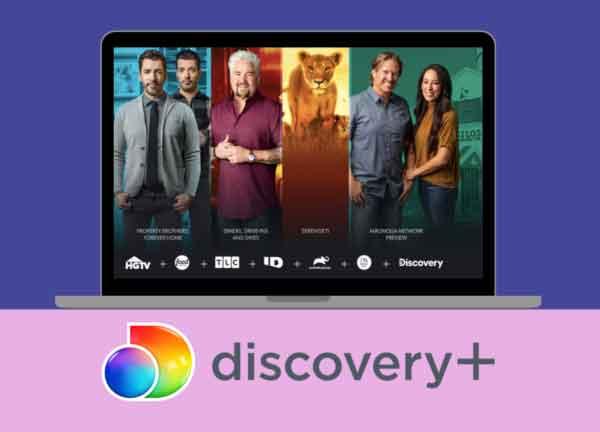 Как смотреть Discovery Plus на Mac и Windows