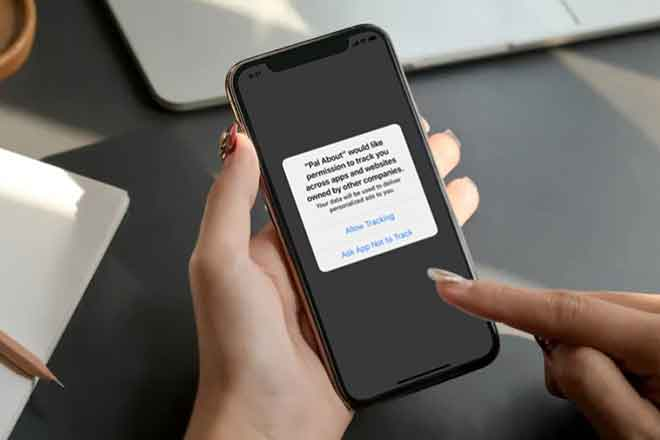 Как запретить приложениям отслеживать вас на iPhone