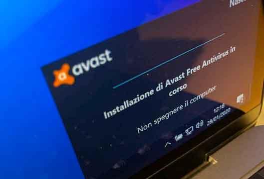 Как предотвратить открытие браузера Avast при запуске