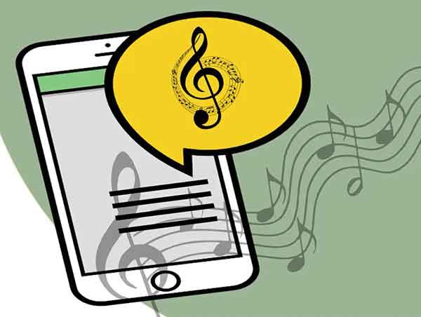 Как установить мелодию текстового сообщения на Android