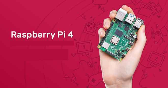 Как начать работу с Raspberry Pi 4