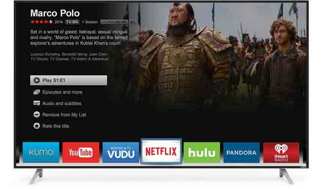 Как подключить VIZIO Smart TV к WiFi