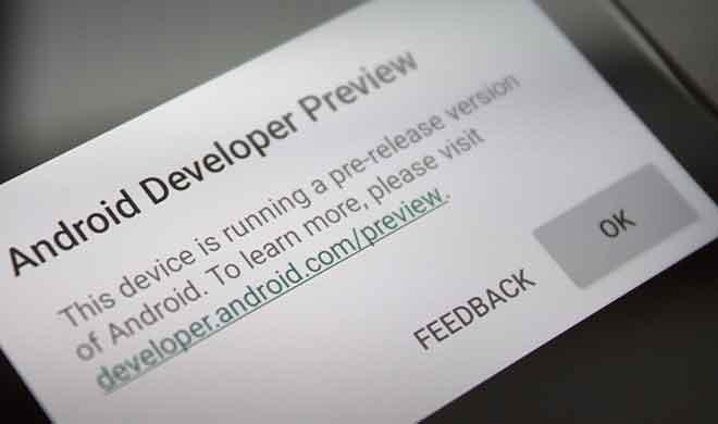 Как установить Android 12 Developer Preview