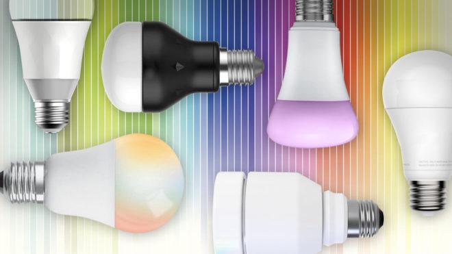 Как установить умные лампочки
