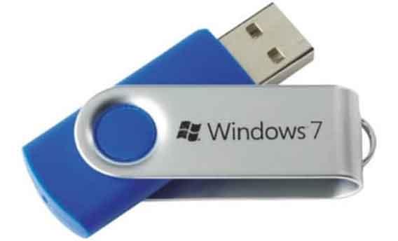 Как установить Windows 7 с USB, простое руководство
