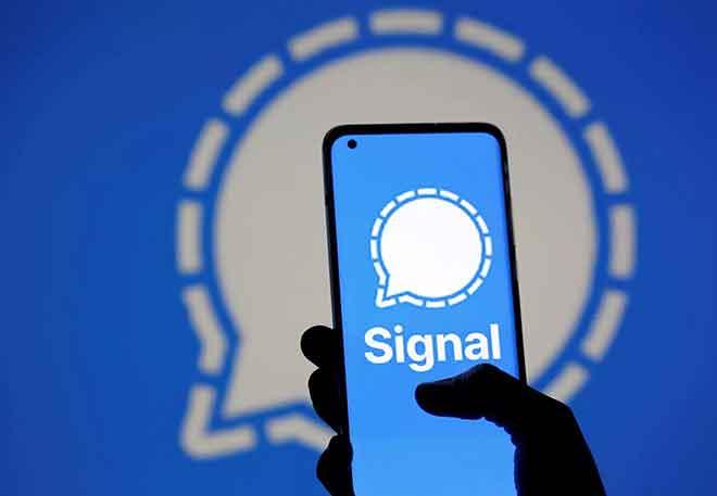 Как отправлять фотографии и сообщения, которые исчезают в Signal
