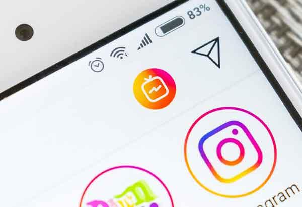 Как отправлять GIF-файлы в личных сообщениях Instagram