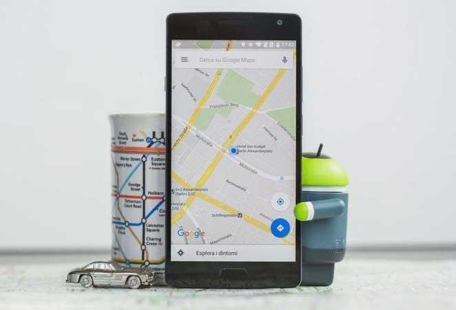 Как повысить точность GPS на Android