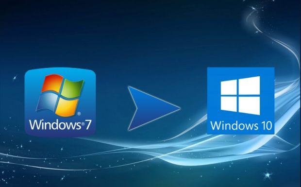 Windows 7 мертва: как бесплатно перейти на Windows 10?