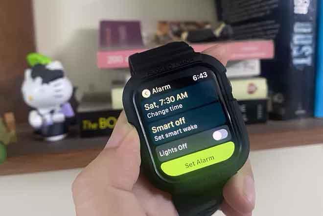 Как отслеживать сон на Apple Watch 5
