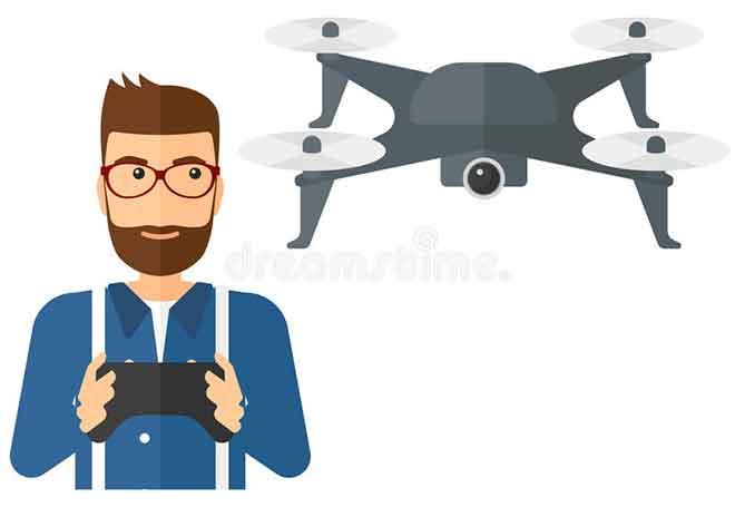 Как управлять дроном – Руководство для начинающих