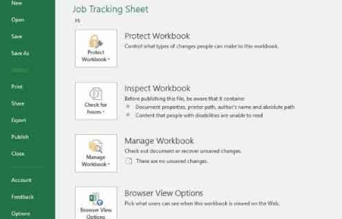 Как защитить паролем в Microsoft Excel