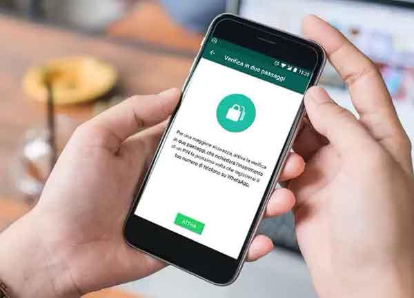 Как защитить WhatsApp с помощью двухэтапной проверки
