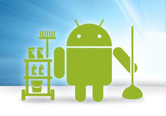 Как очистить Android: кеш, данные, ненужные файлы