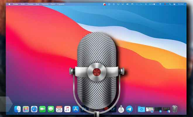 Как записывать аудио на Mac даже внутреннее