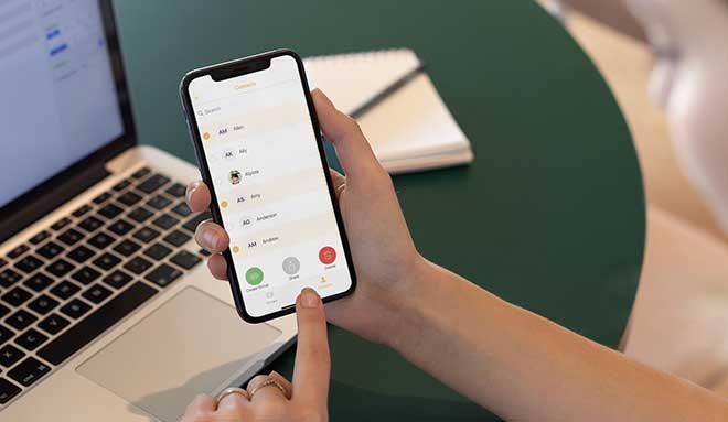 Как удалить повторяющиеся контакты с iPhone и Mac