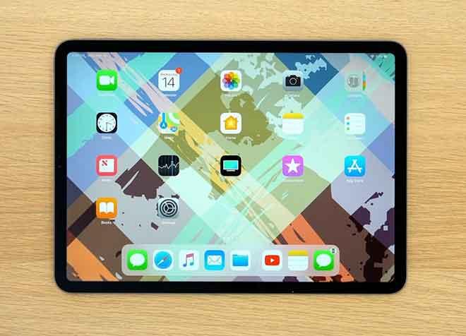 Как исправить застревание iPad на логотипе Apple