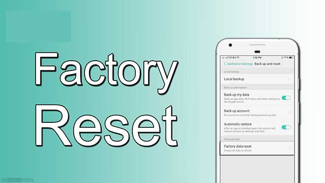 Как сбросить телефон Android – NewsTechnology