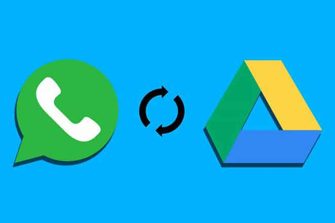 Как восстановить WhatsApp с Google Диска
