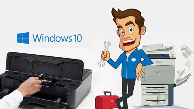 Как исправить распространенные проблемы с принтером в Windows 10