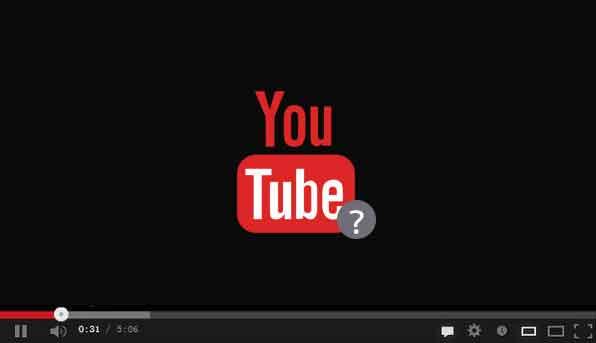 Как исправить черный экран YouTube