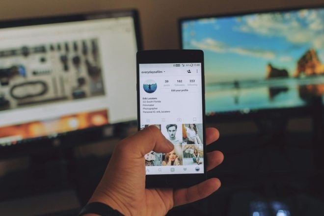 Как скачать фото профиля Instagram на ПК и Android