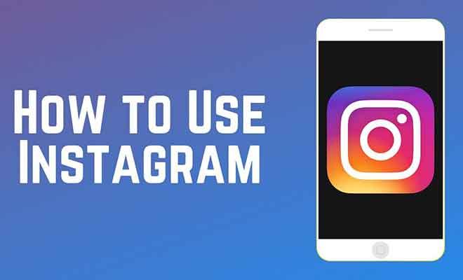 Как ты пользуешься Instagram?  Руководство по началу работы