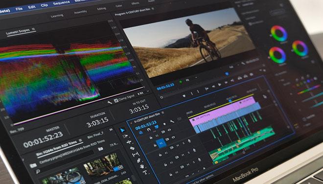 Как синхронизировать аудио и видео в Adobe Premiere Pro