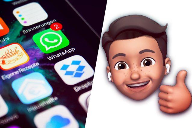 Как использовать WhatsApp Memoji на Android