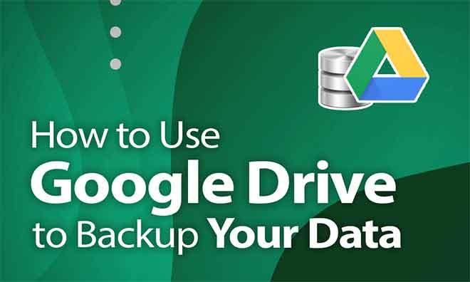Как использовать Google Backup and Sync для резервного копирования жесткого диска