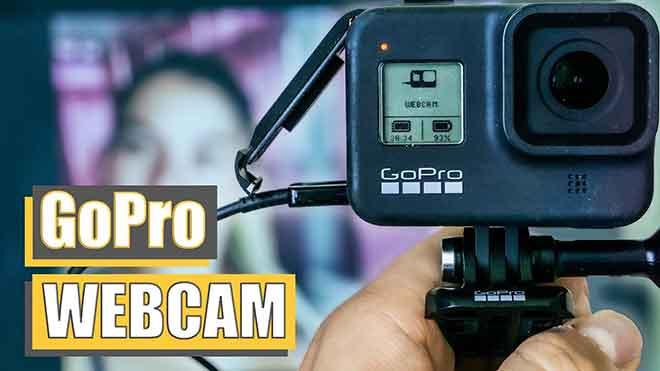 Как использовать GoPro HERO в качестве веб-камеры