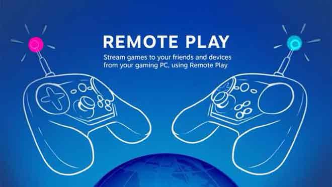 Как использовать Steam Remote Play