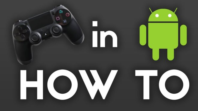 Как использовать контроллер PS4 на устройстве Android