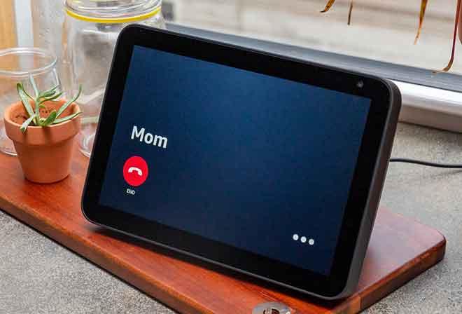 Как сделать видеозвонок с помощью Echo Show