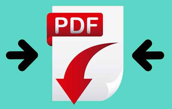 Как сжать PDF, чтобы уменьшить размер файла