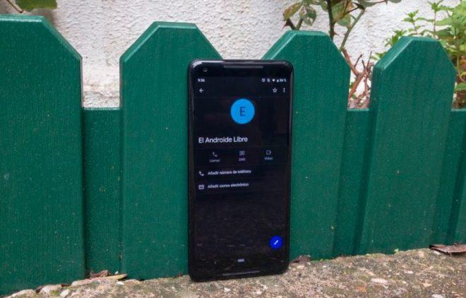Как поделиться контактами с другим телефоном Android