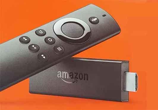 Приходите настроить Amazon Fire TV Stick