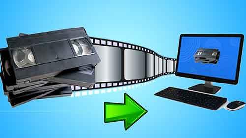 Как преобразовать VHS в цифровой с помощью карты захвата