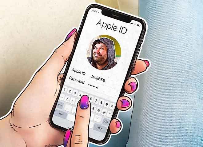 Что происходит, когда вы выходите из Apple ID на iPhone