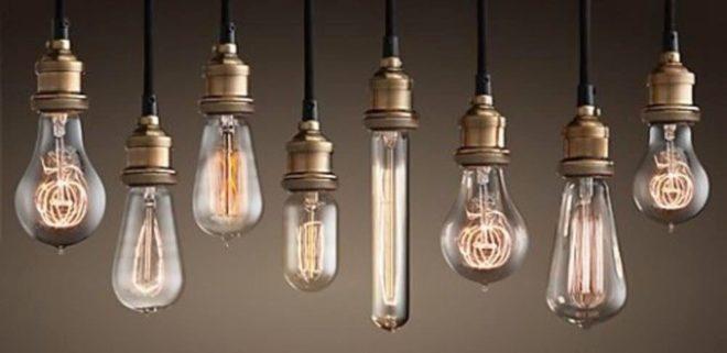 Что такое лампочка E27?  Что означает E27?