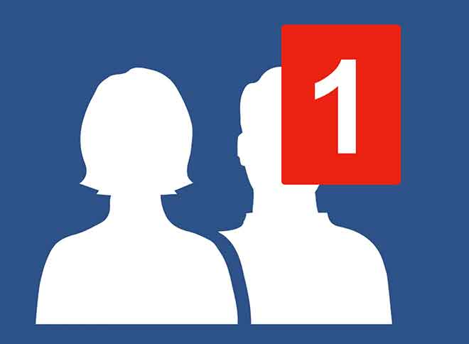 Где найти ожидающие запросы на добавление в друзья на Facebook
