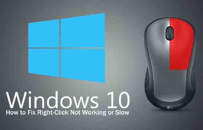Щелкните правой кнопкой мыши Windows 10?  5 решений, которые стоит попробовать